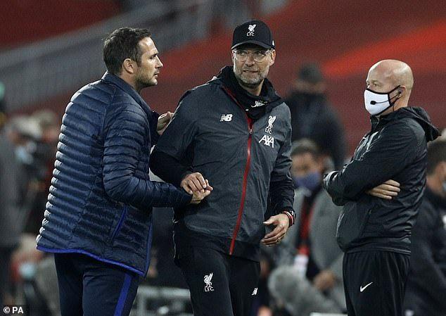 Kegeraman Lampard Setelah Chelsea Tersisih